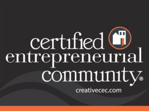 Holly Springs, NC is now a Certified Entrepreneurial Community®!